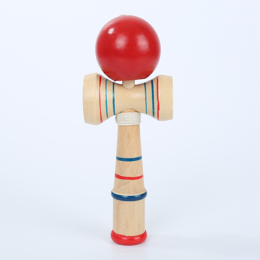 Wood material Kendama Professional Juggling Ball Game Toy For Adult Gift