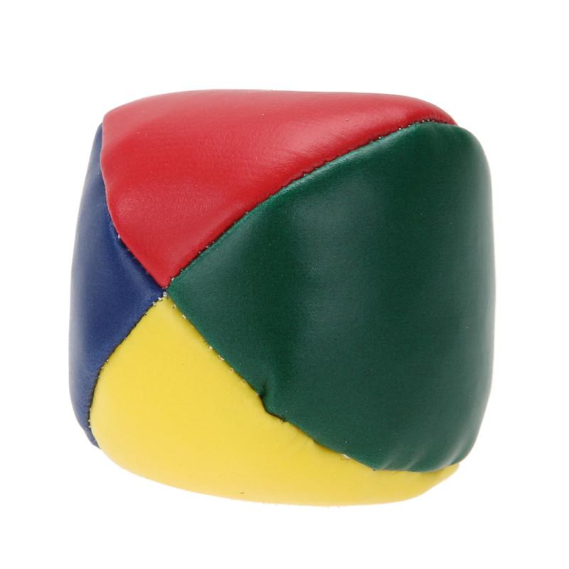 "1pc 5cm/1.96"" Fun And Exercise Child Magic Circus Juggling Balls Classic Bean Bag Juggle Beginner Kids Toy Kids Interactive Toys"