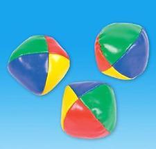 3 JUGGLING BALLS Learn to Juggle Beginner Kit Circus 1 Set #AA54 FREE SHIPPING