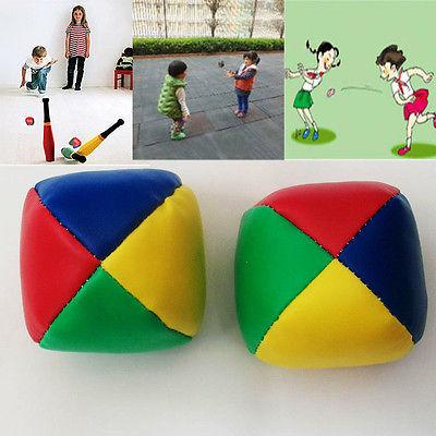 3pcs/set Juggling Balls Clown Juggler Performance Tool Magic Show Ball Small Soft Ball Baby Toys Parent-child Kids Toys