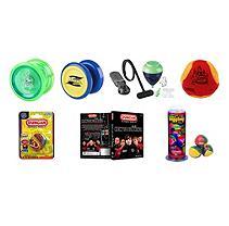 Duncan Intermediate Yo-Yo & Skill Toy Set (7 Piece)