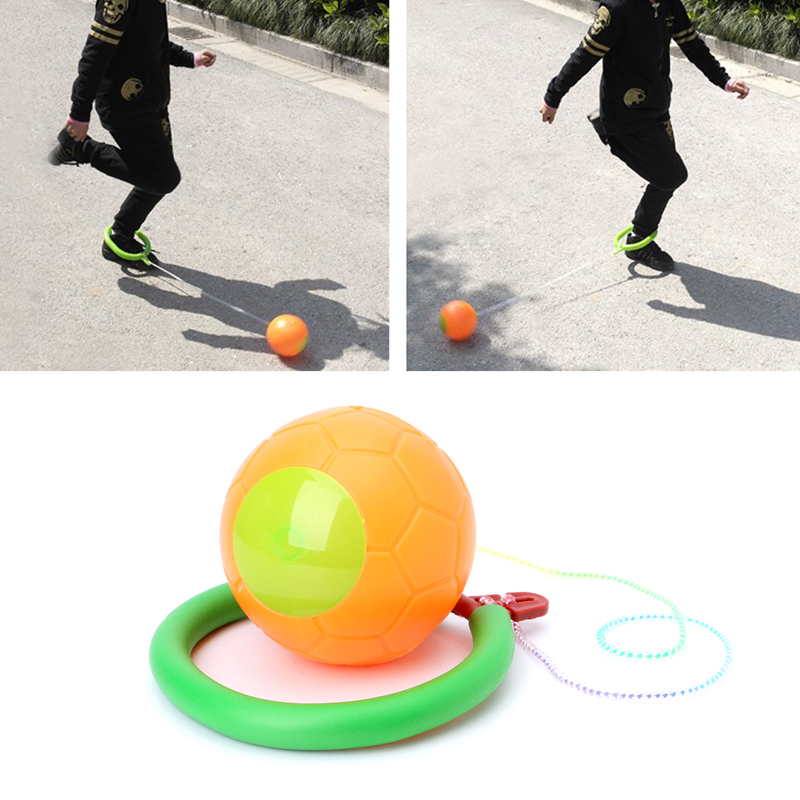 Jumping Ball Toy for Children Bouncing Juggling Sport Game Kids Outdoor Activity