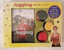 NEW Juggling Book and Kit