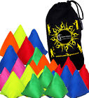 Tri-It Pyramid Juggling Sacks - Beginners Cheap Juggling Balls
