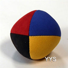 Zeekio Nimbus Professional Juggling Beanbag Ball - MultiColor - One Ball