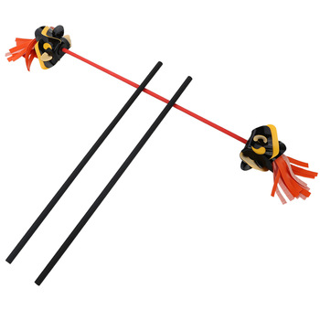Juggling Flower Stick,Juggling Sticks-Flower Sticks-Devil Sticks outdoor games outdoor kids,outdoor toys for children