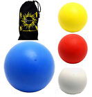 Play BOUNCE Ball + Travel Bag! Superb 90% Rebound Bouncing Juggling Balls.