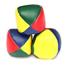 Juggling Balls Classic Bean Bag Juggle Magic Circus Beginner Kids Toy #3YE