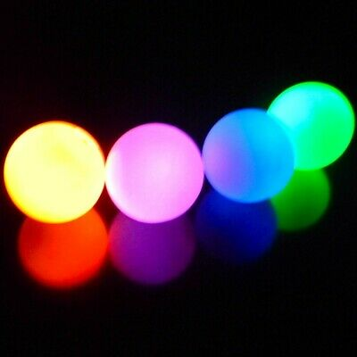 Set of 3 Slow Fade LED Glow Ball by Oddballs - Contact and Juggling